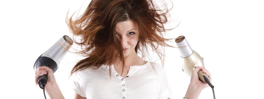 Die Heilmasken für das trockene beschädigte Haar