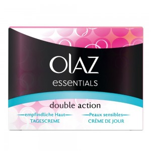 Olaz Essentials Basispflege Double Action Tagescreme