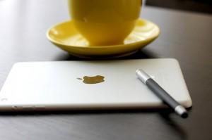 iPad Air Rückseite