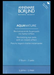 Annemarie Börlind Aquanature Revitalisierende Augenpads