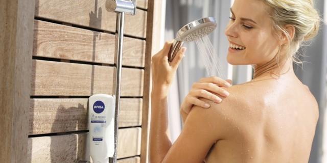 NIVEA In-Dusch Body Lotion