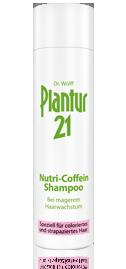 Plantur 21  - Nutri-Coffein-Shampoo