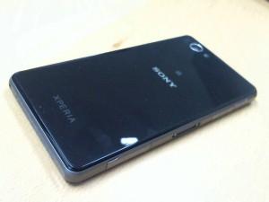 Sony Xperia Z1 Compact Rückseite