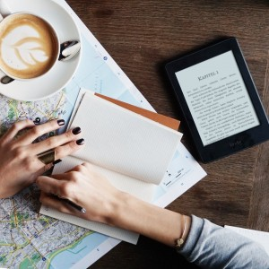 Kindle Paperwhite Display