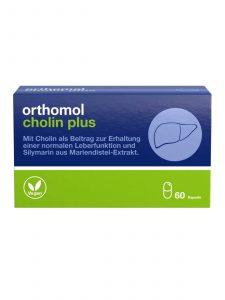 orthomol mit Cholin